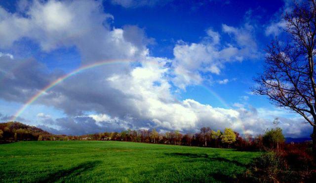 Catskills n rainbows